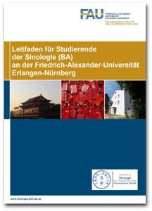 Leitfaden für Studierende der Sinologie (Bachelor)