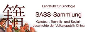 Link zur Website der SASS-Sammlung.