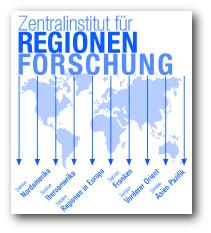 Logo des Zentralinstitut für Regionen Forschung.