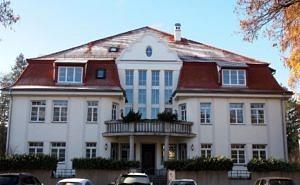 Das Gebäude des Konfuzius-Institut Nürnberg-Erlangen in Nürnberg.